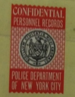 Confidential Personnel Records: NYPD
