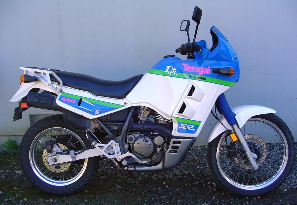 2001 Klr 650 Dual Sport