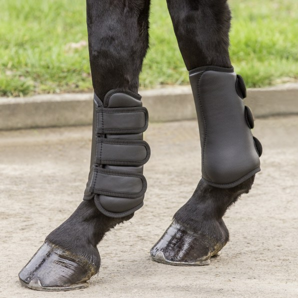 Tendon Boots Black