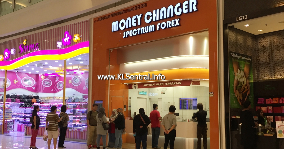 Spectrum-forex-currency-exchange-kl-sentral