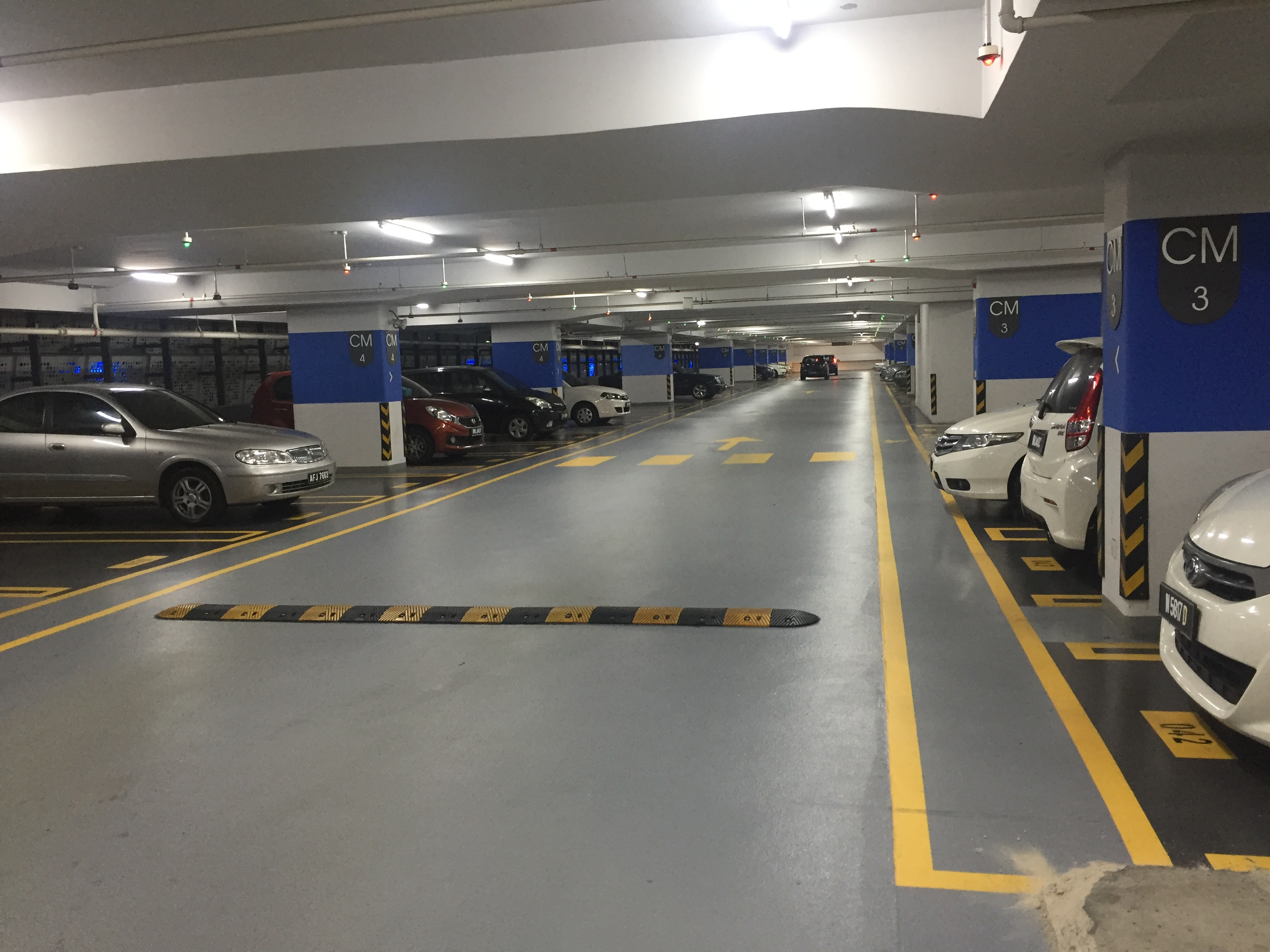 Parking-inside-NU-Sentral-mall-pic2