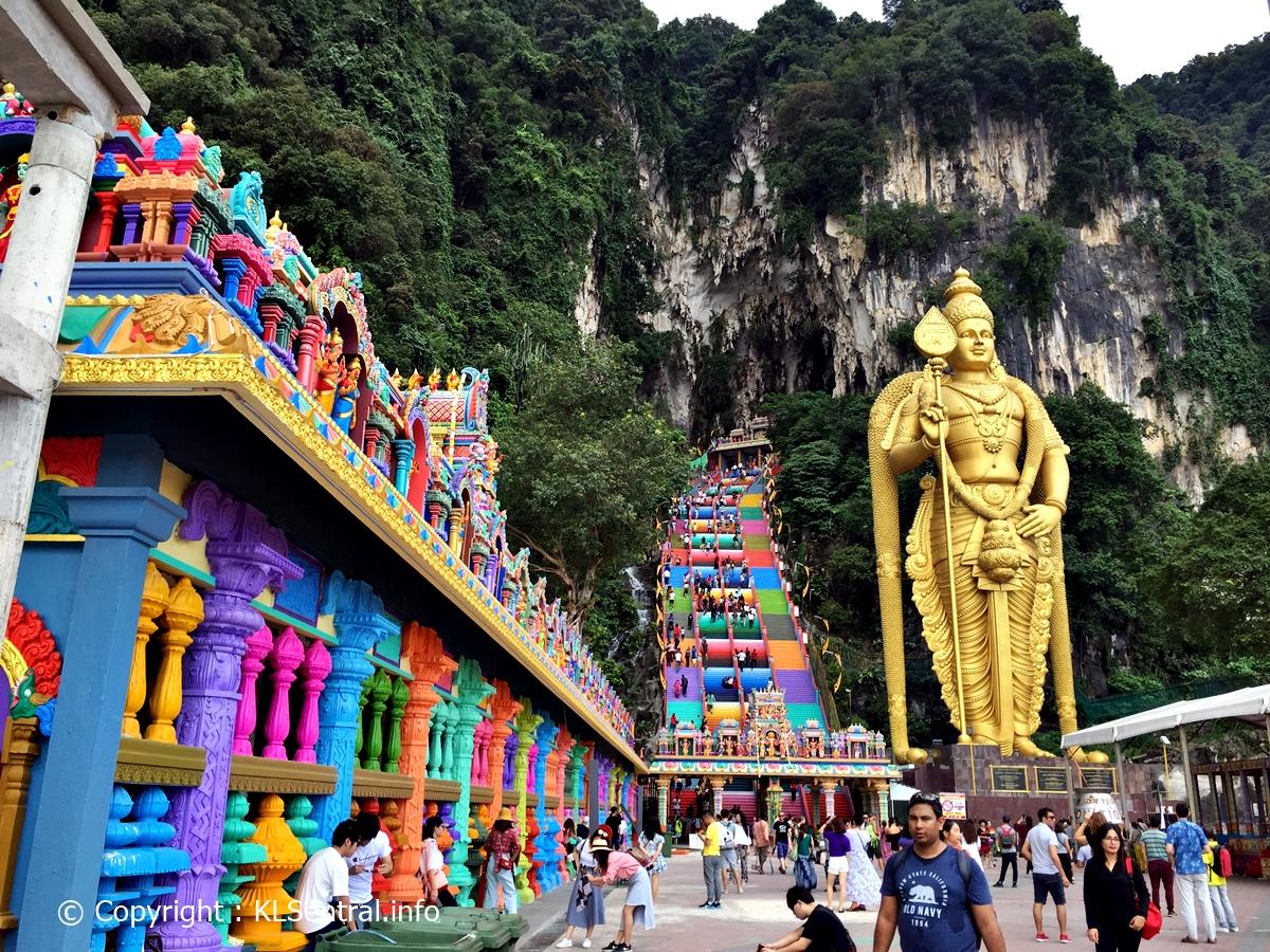 Batu-Caves-Tour-Kuala-Lumpur