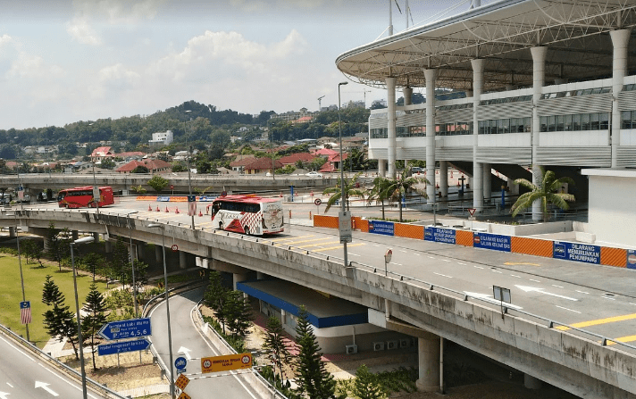 How to travel from KL Sentral to TBS (Terminal Bersepadu Selatan)