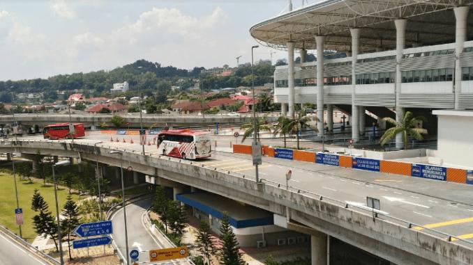 TBS Bus Terminal Kuala Lumpur