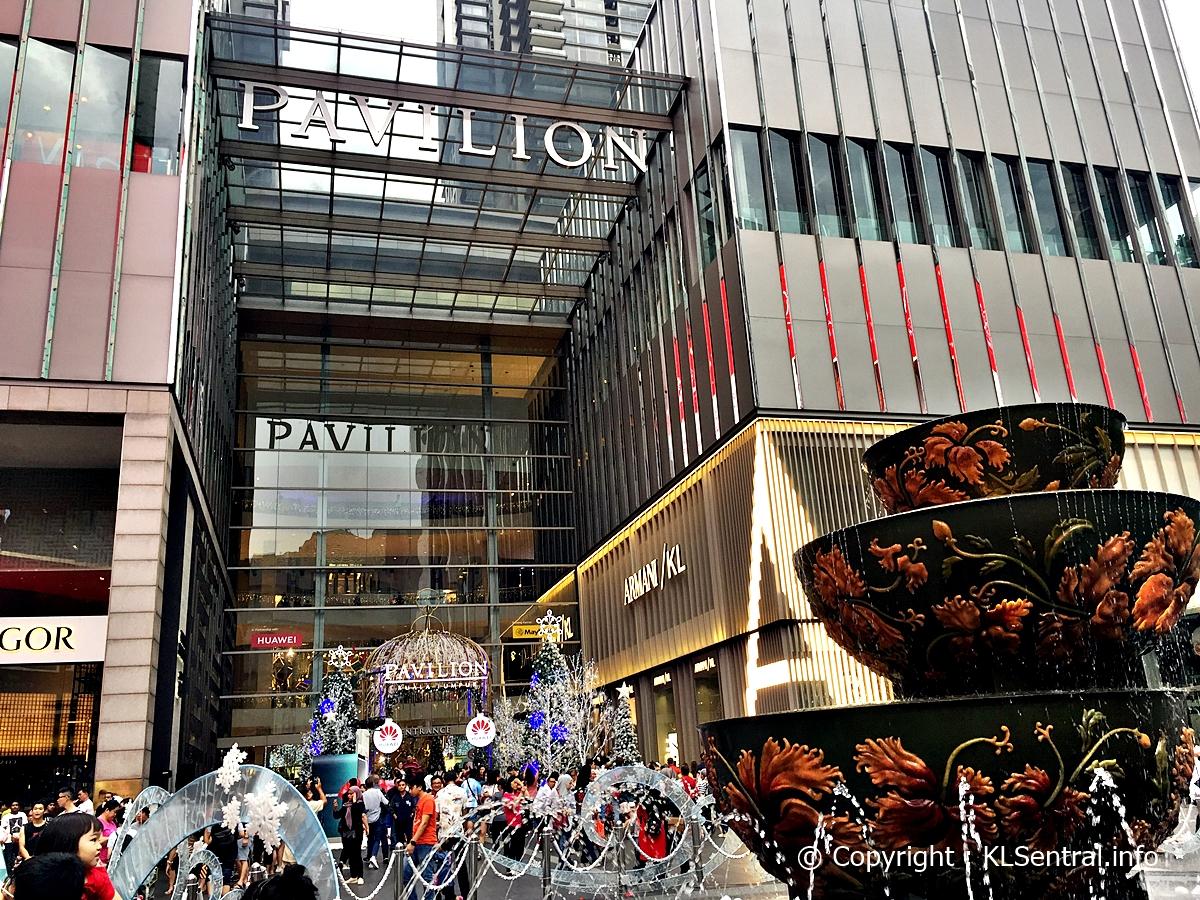 Pavilion-Mall-Bukit-Bintang-Kuala-Lumpur