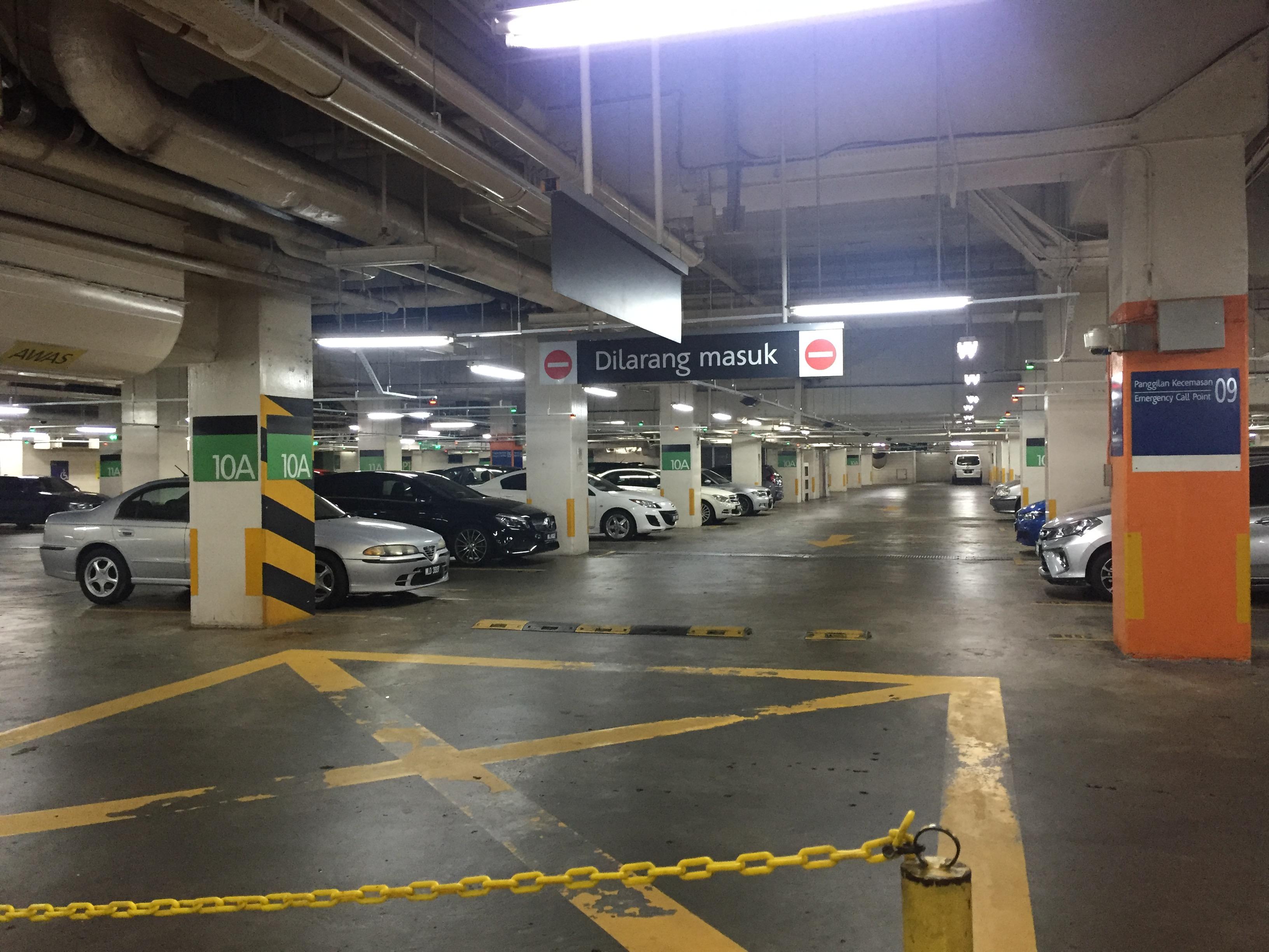 KLCC-Parking-Indoor