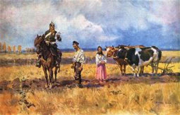 Rolnictwo pod butem prusaka