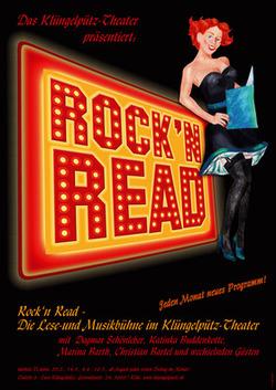 Plakat: RocknRead