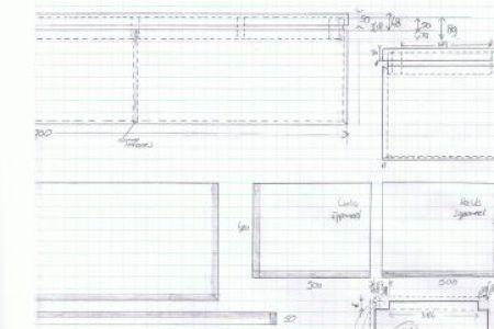 Huis inrichten 2019 » dressoir maken bouwtekening | Huis inrichten