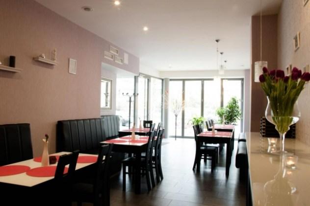 Klußka Restaurant von innen