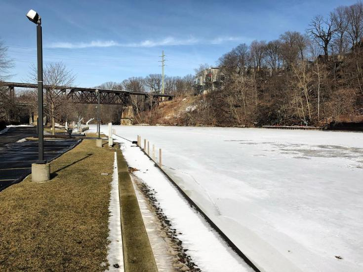 No action yet on the Rocky River