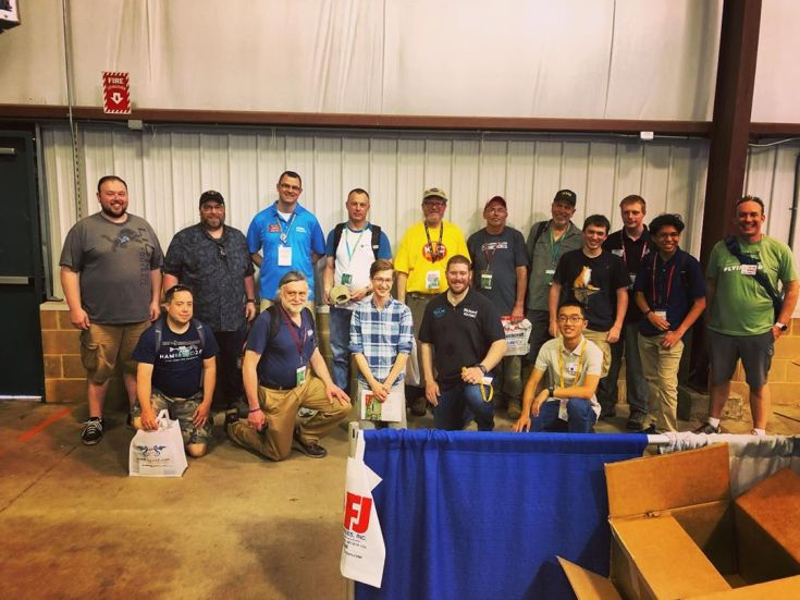 Reddit ham nerd meetup at Hamvention