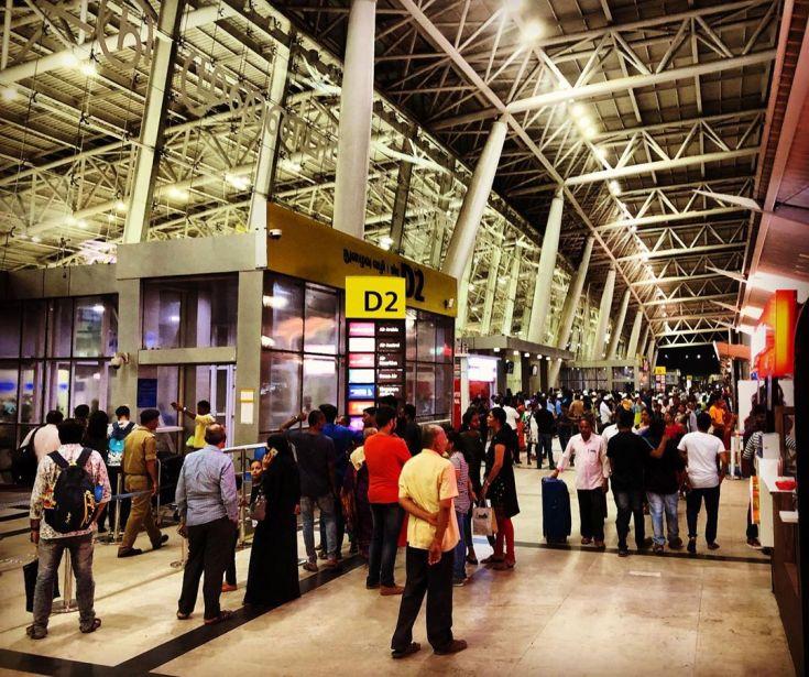 Goodbye, Chennai - Hope to be back ️