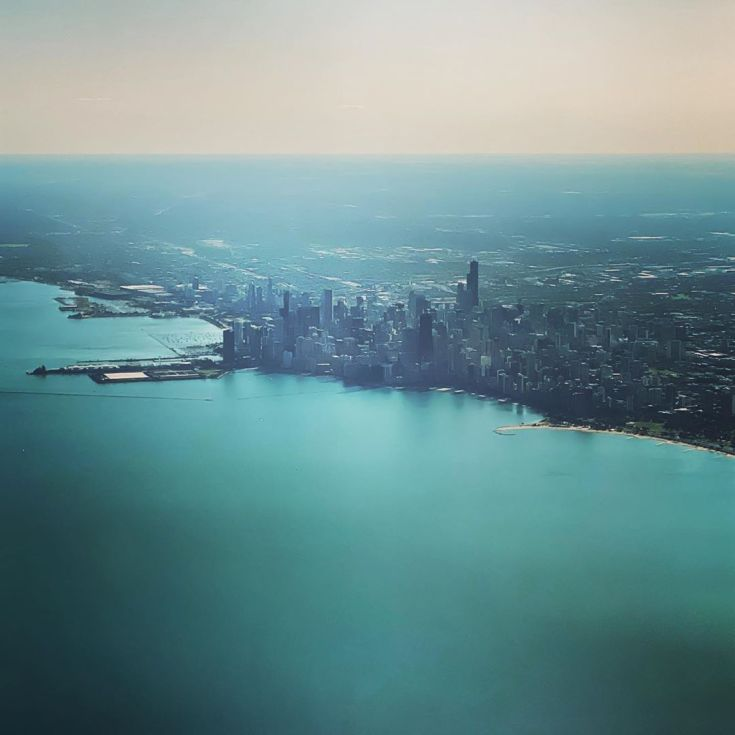 Hello again, Chicago