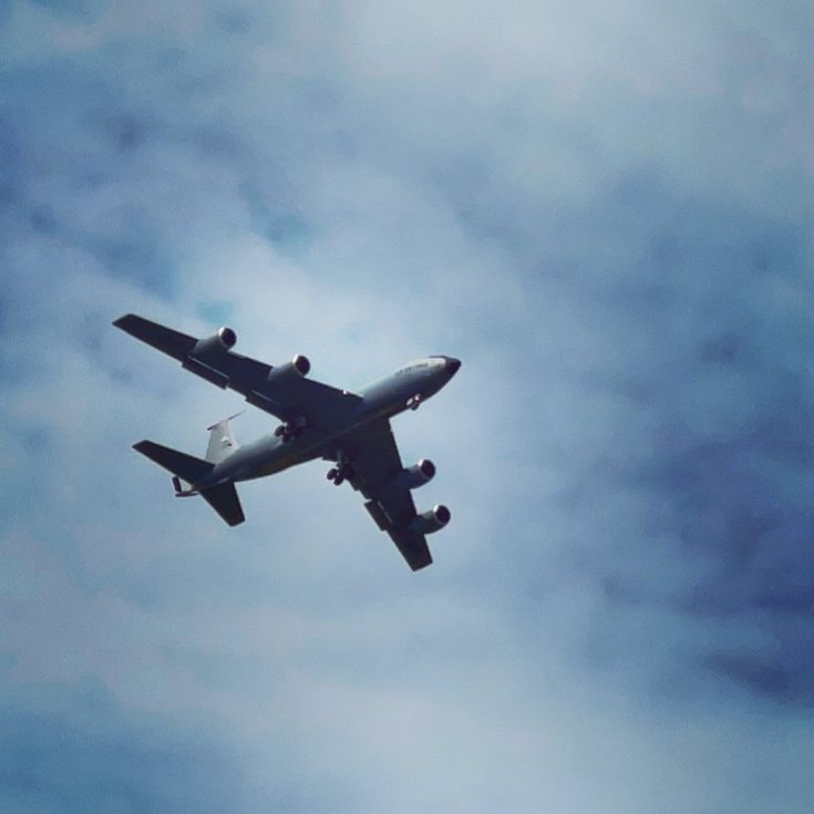 Air Show, sort of, Manhattan