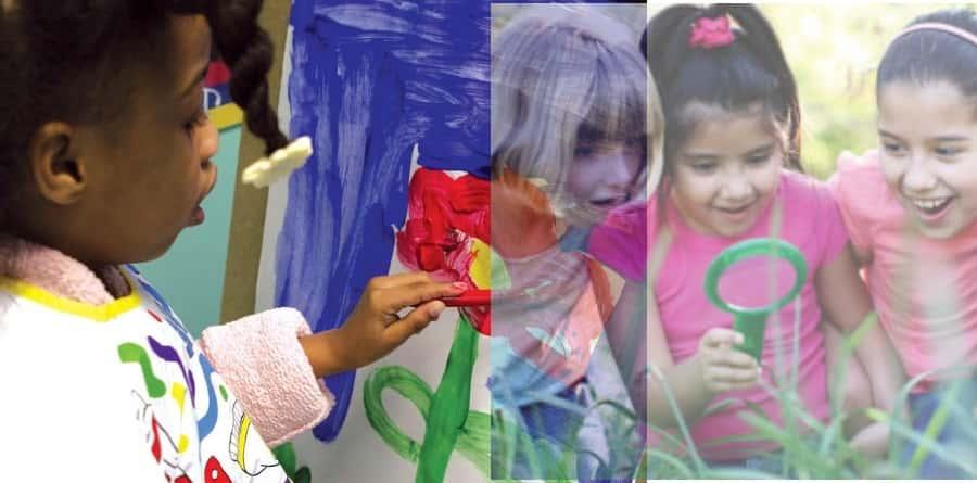nurturing children in creativity