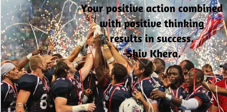 success the key to mental attitude