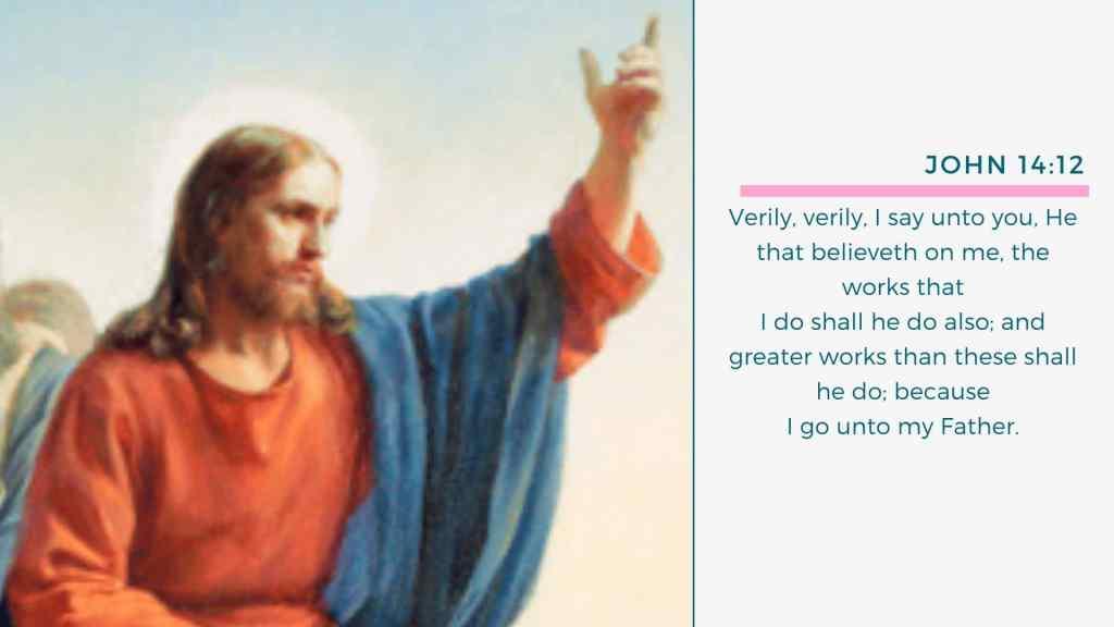 John 14: 12