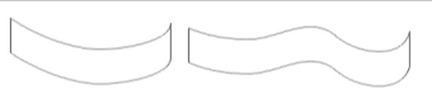 draw calligraphic lines