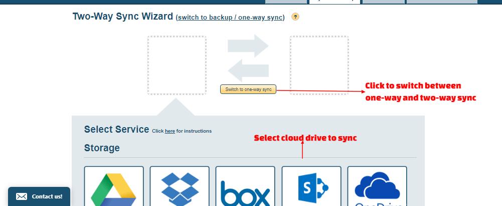 cloudHQ - manage cloud storage