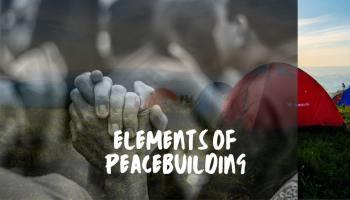 elements of peacebuilding