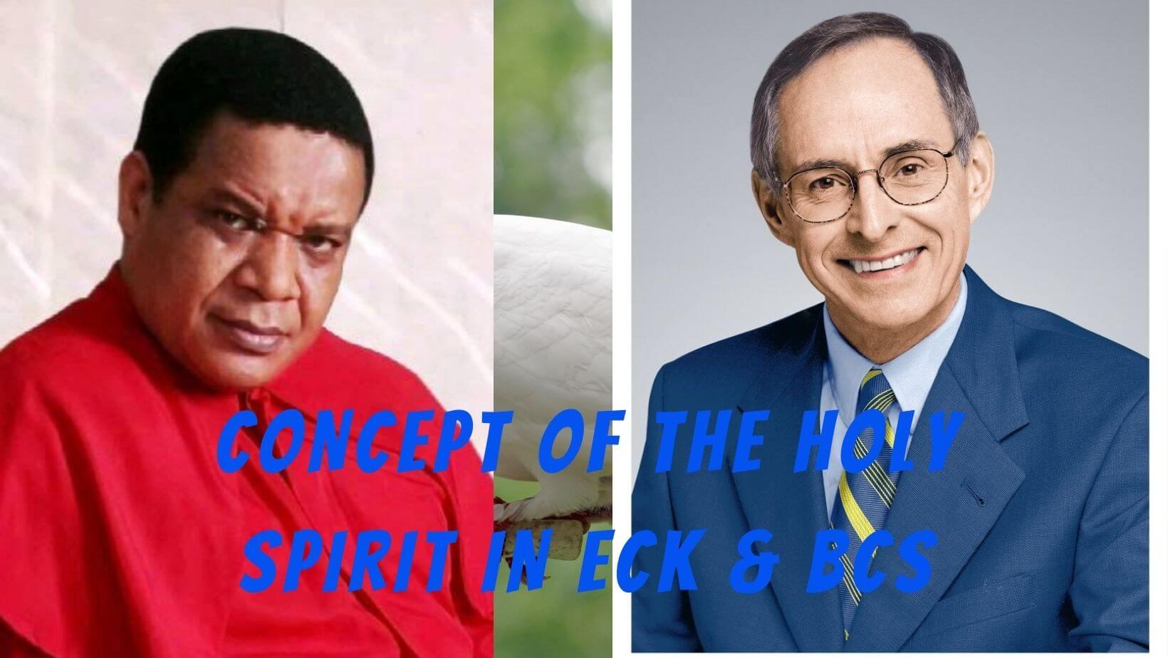 Holy spirit in Eckankar and brotherhood of cross and star