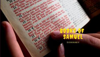 1st and 2nd Books of Samuel summary