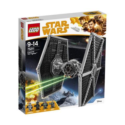 LEGO Star Wars Imperial TIE Fighter 75211 Kmart