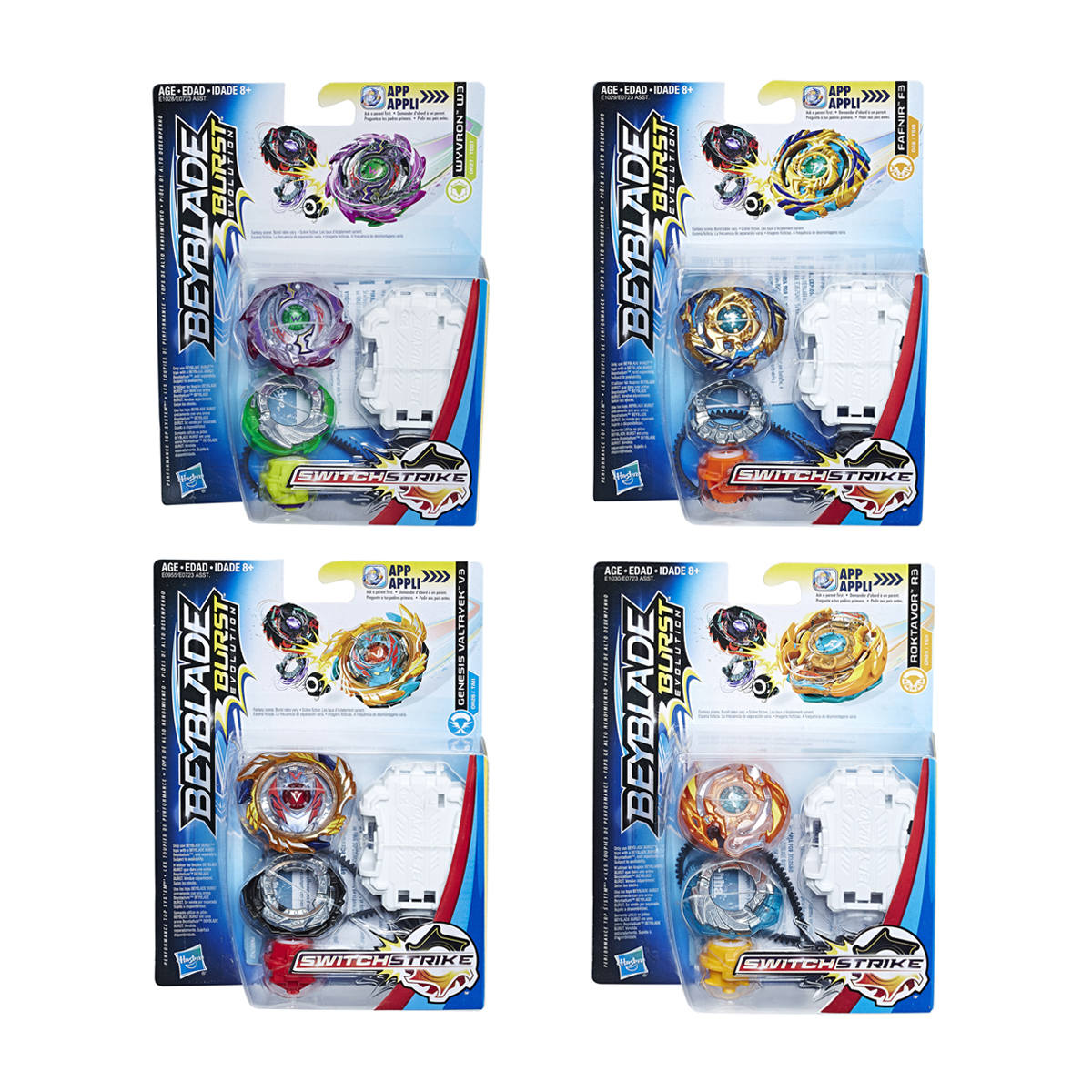 Beyblade Burst Evolution Top