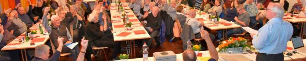 GV Kath. Männerverein Bülach 2019