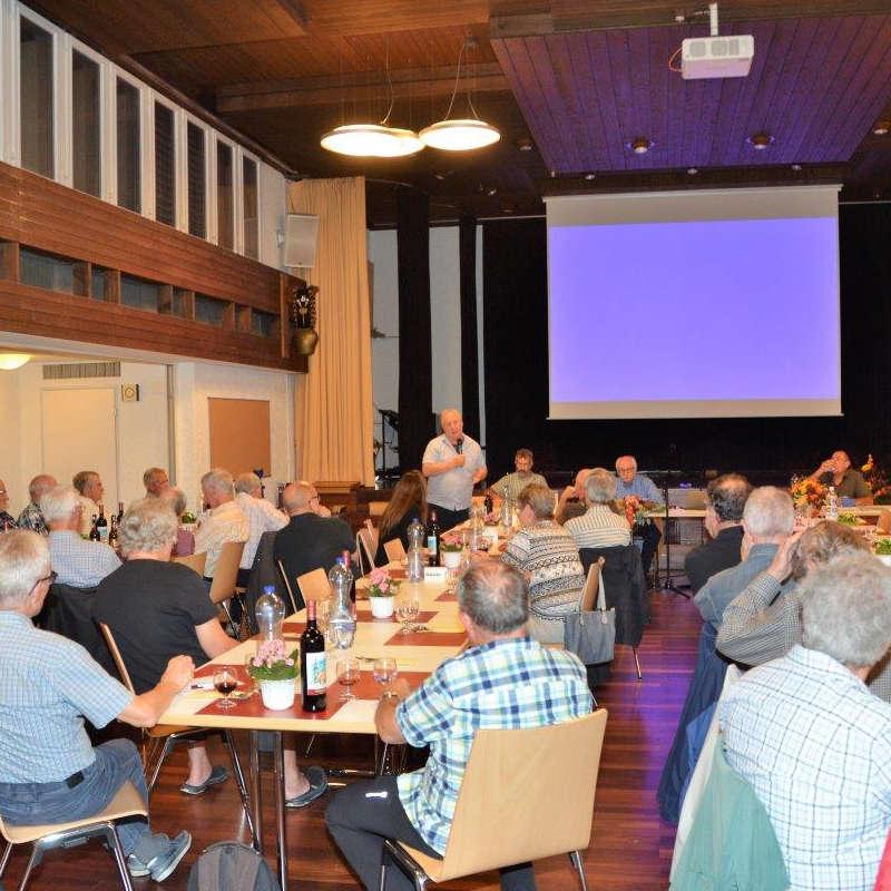 Teilnehmer der GV KMB Bülach 2021