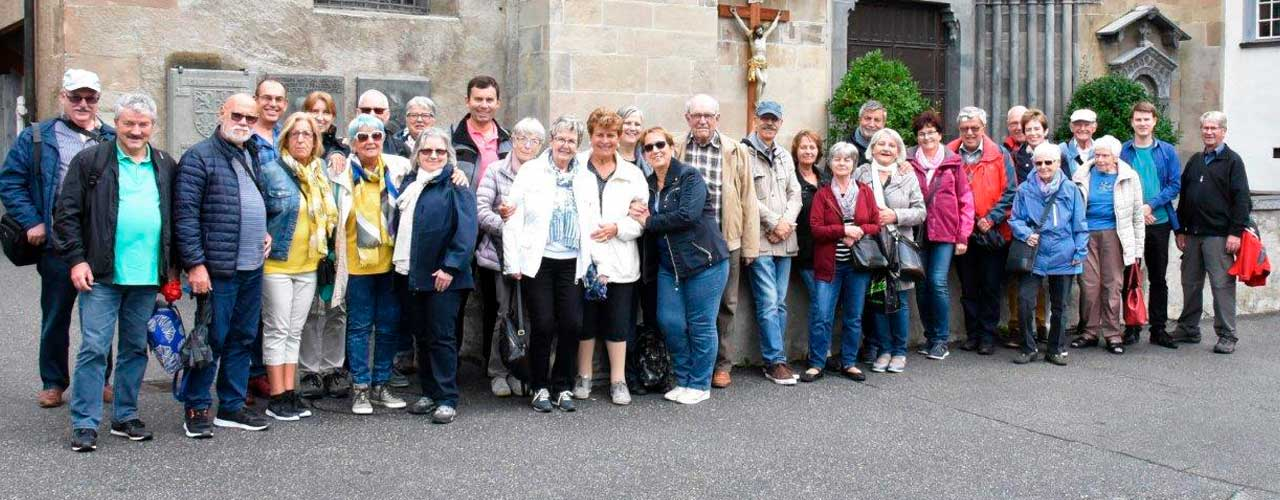 Impressionen der Pfarreiwallfahrt KMB 2019