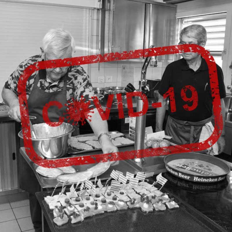 Absage Kochplausch Abend 2020