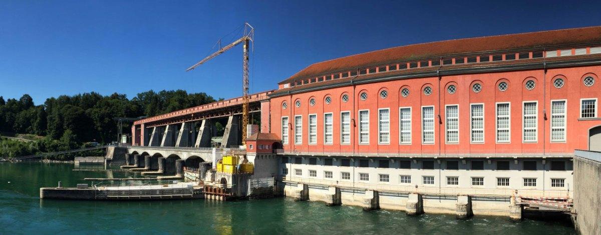 Kraftwerk Eglisau - Glattfelden AG