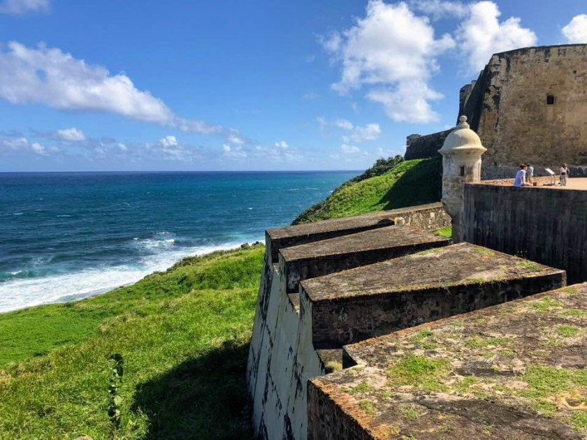 The Fort of Old San Juan