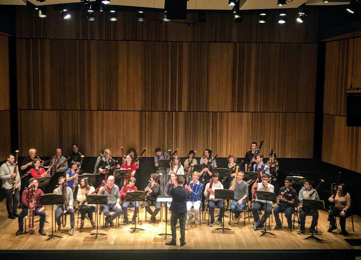 McGill Bassoon Day 2020 - Tanna Concert Hall