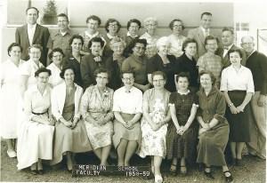 Meridian Elementary Teachers