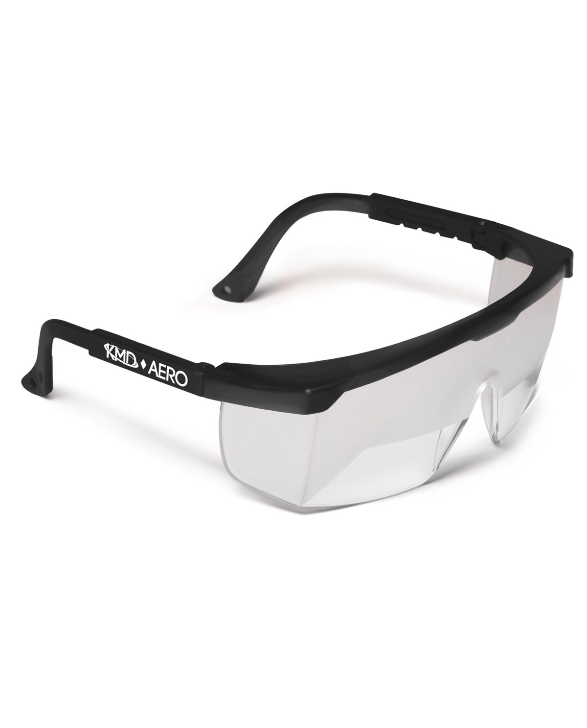 Instrument Flight Training Glasses IFR View Limiting Device Main Black