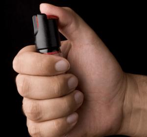 spray per l'autodifesa