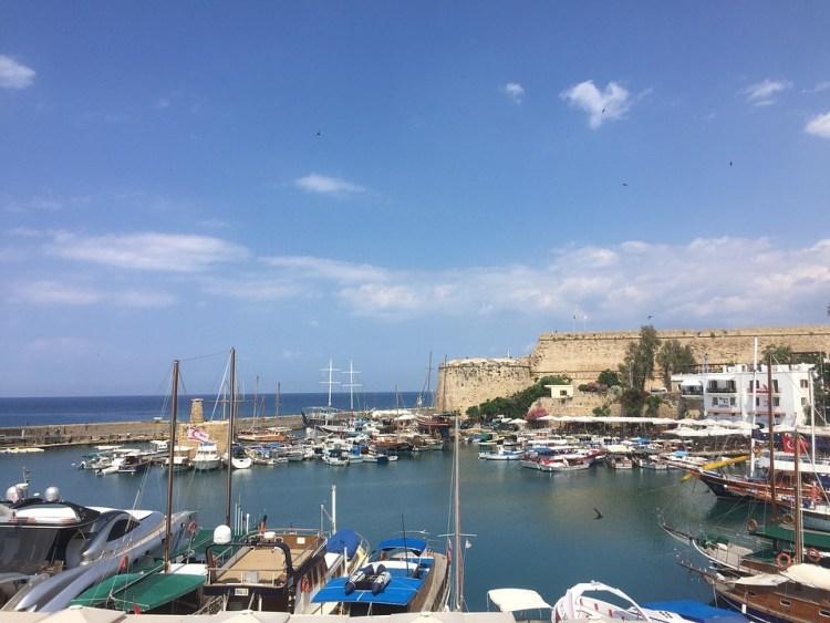 Kypr- Kyrenia