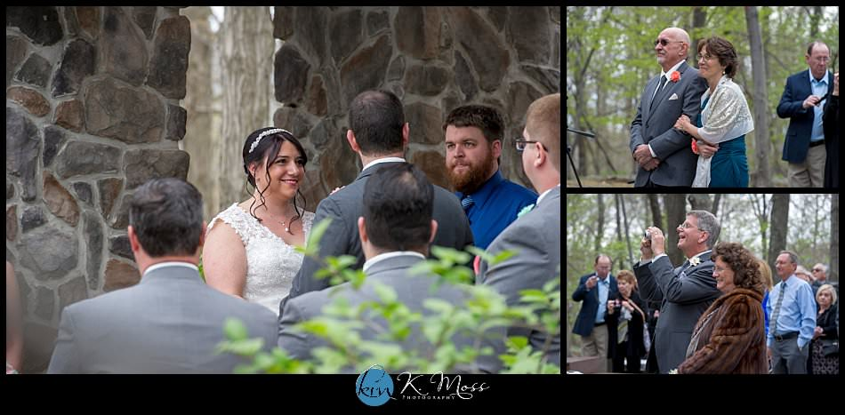 sincerity bridal-blackhorsevideography-stroudsburg pa wedding photographer - spring wedding - april wedding- wedding ceremony