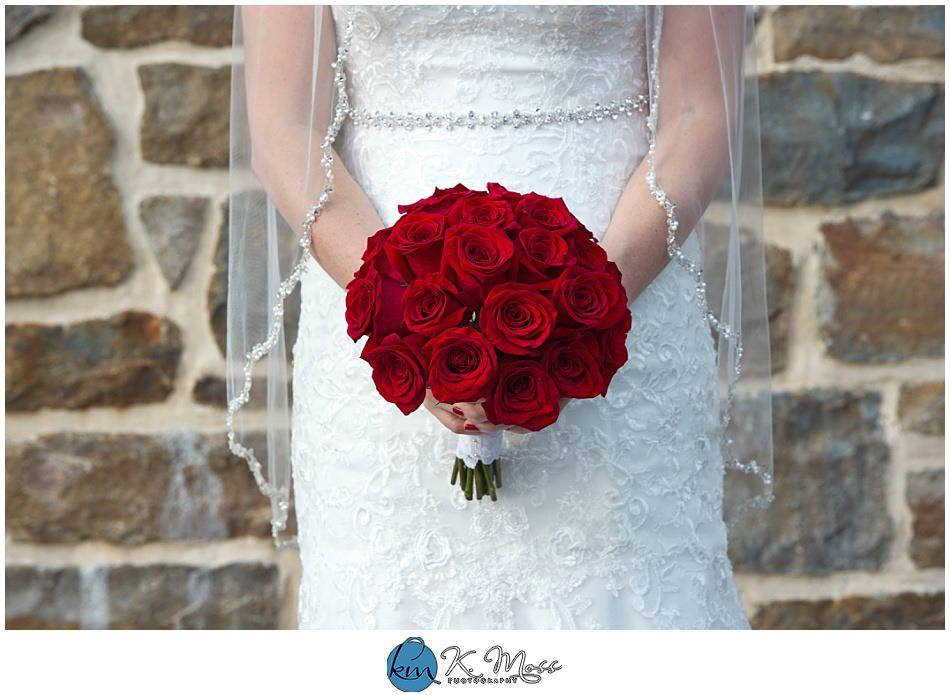 Garden of Eden-bride rose bouquet - berks county wedding photgorapher - - Steelstacks Bethlehem wedding | K. Moss Photography