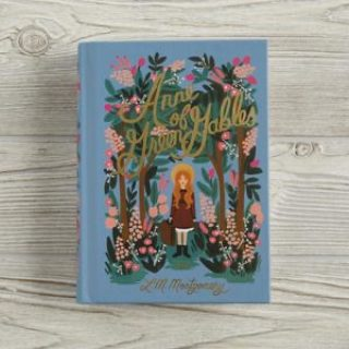 25 Last Minute Gifts for Book Lovers Anna Bond Illustrated Anne of Green Gables Book