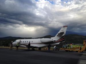 Airport incident photo 7-23-2014