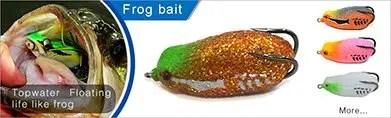 Frog bait wholesale