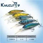 Hard Minnow Effective lures CHMN35  from kmucutie