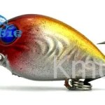 mini crankbait fishing lure Kesun lure CH14MN1 30mm 1.5g CH14MN1