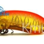 Eye catching colors suspending crank minnow baits hard plastic body bait fishing gear-CH14MN10