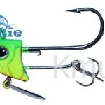 jig head fishing lure metal blade lead head fishing bait-CHLP32
