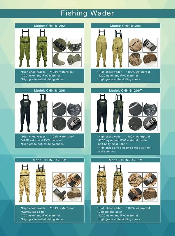 chest waders for fishing